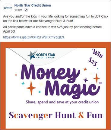 Scavenger Hunt & Fun