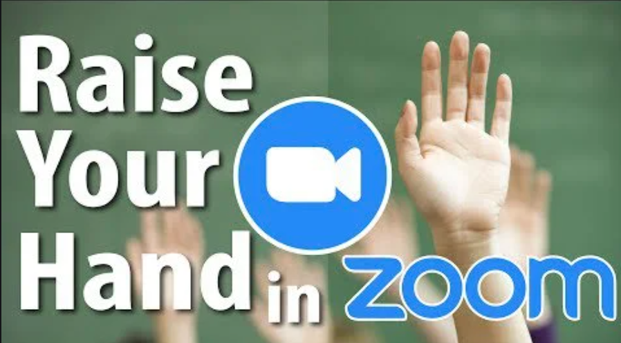 raise your hand in Zoom