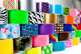 Duct Tape Craft class